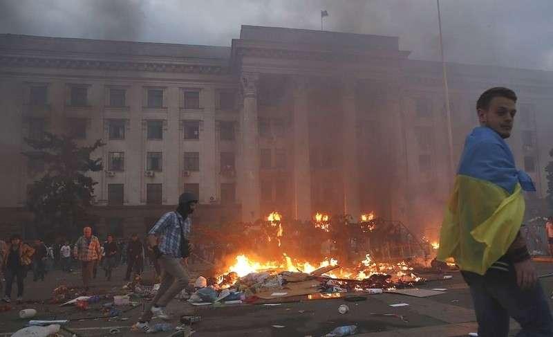 Трагедия в Доме профсоюзов: перед тем как сжечь, одесситов отравили фосгеном
