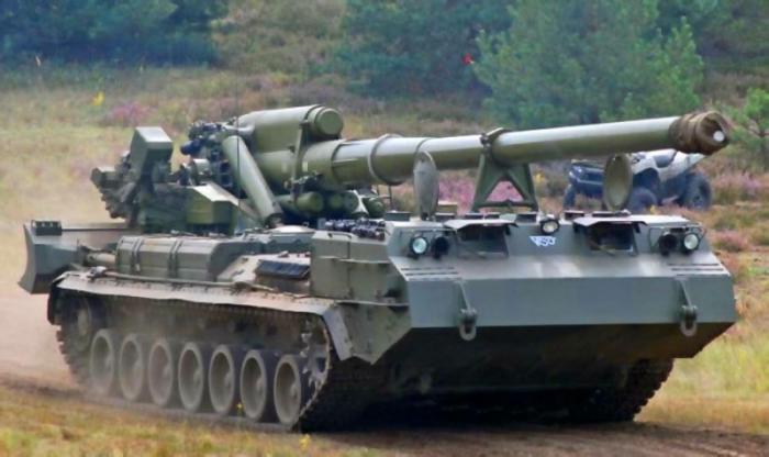 Ополченцы уничтожили ракету карателей и захватили установки «Пион»