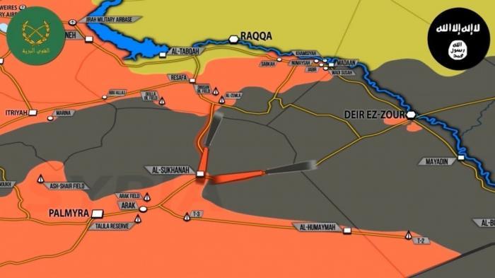 Сирия и Ирак: США бомбят своих бывших наёмников