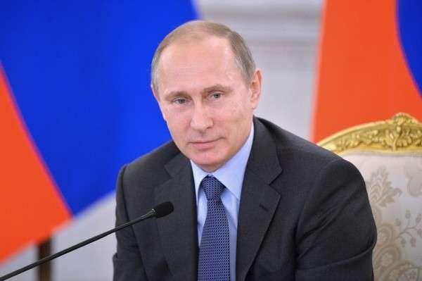 Эволюционное развитие Владимира Путина с 1999 до 2017 годы