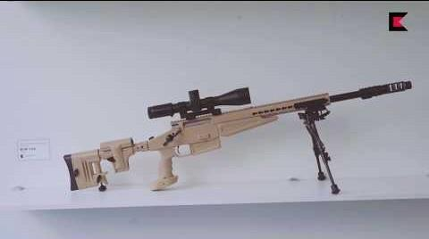 Концерн «Калашников» представил новые снайперские винтовки