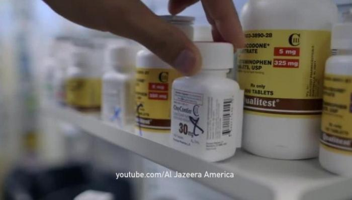 Фармакологическая мафия подсадила американцев на наркотики