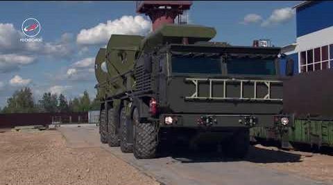 В России специалисты КБ «Мотор» представили новый уникальный ракетный тягач