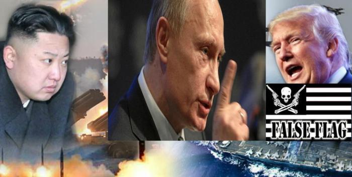 Владимир Путин: ядерный кризис в КНДР организован для начала Третьей мировой войны