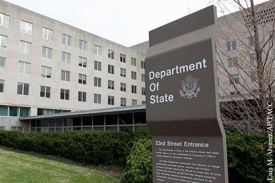 Дипломаты США забыли об азах профессионализма или вредят Дональду Трампу