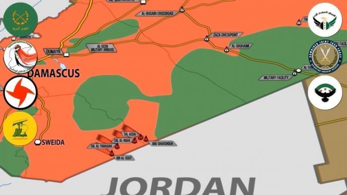 Сирия: снайперский обстрел спецназа американцев, потери наёмников США