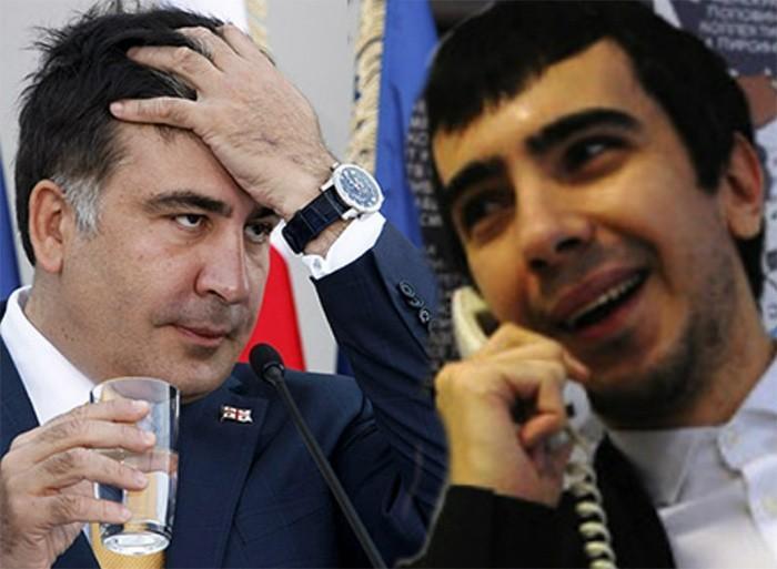 Пранкеры Вован и Лексус разыграли бомжа Саакашвили