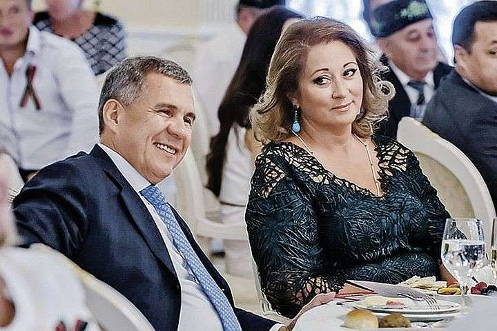 Почему жены губернаторов зарабатывают больше мужей во много раз?
