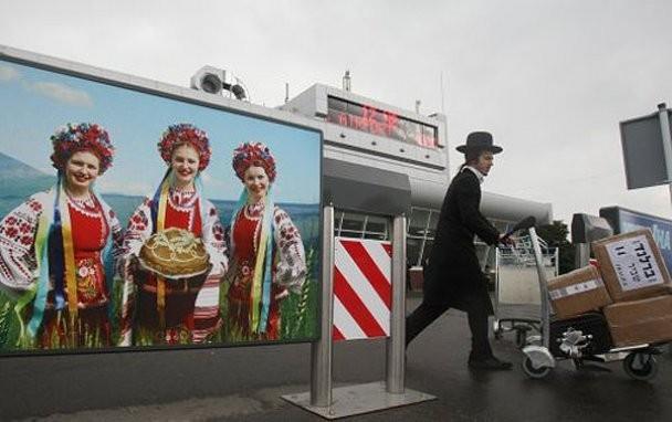 Распоясавшиеся хасиды ежегодно в сентябре делают набеги на русскую землю