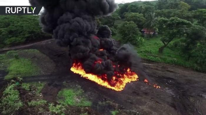 В Панаме сожгли почти 10 тонн наркотиков, конфискованных за полгода