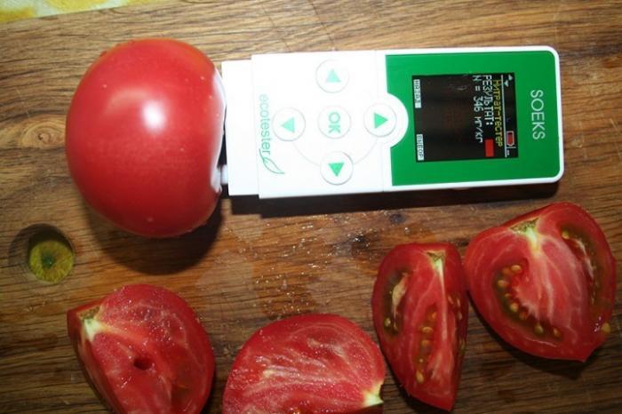 Нитраты против людей: будьте осторожны с помидорами