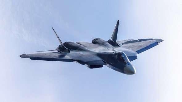 Минобороны закупает всего 12 Су-57 (Т-50 ПАК ФА). У США 1700 F-35. Почему?