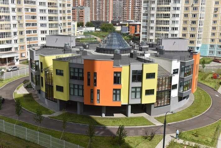 новый детский сад в г. Люберцы