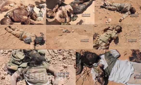 Сирия: атака ИГИЛ захлебнулась в собственной крови | Русская весна
