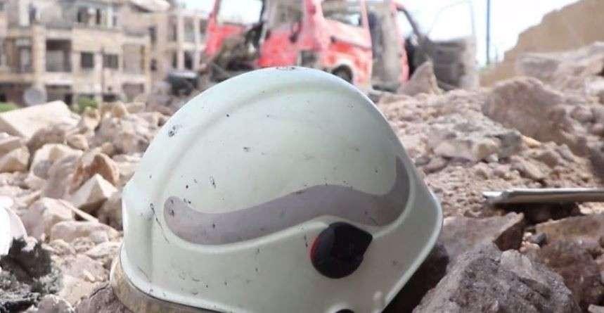 В Сирии убили 7 сотрудников провокационной организации «Белые каски» (18+)