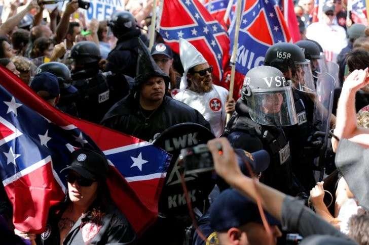 Беспорядки в Шарлоттсвилле стали реакцией простых американцев на борьбу с их прошлым