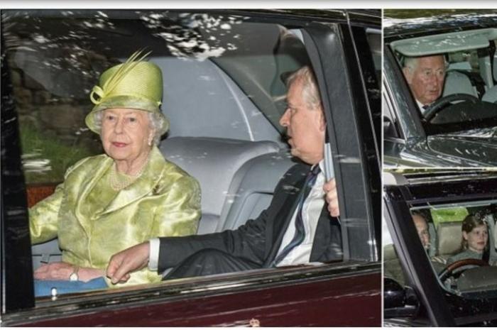 Смерть Елизаветы Второй или отречение? Битва претендентов за трон Великобритании