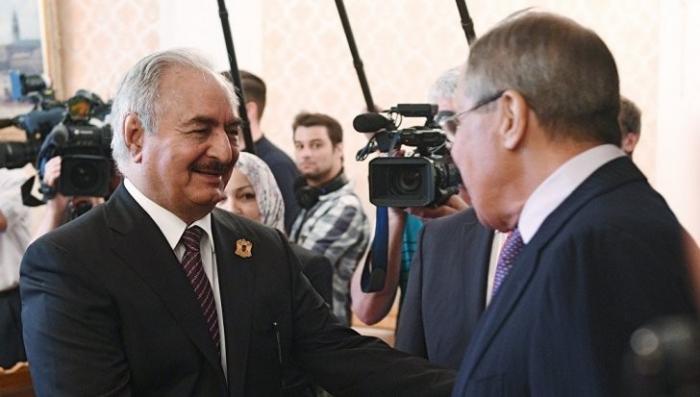 Будущий правитель Ливии попросил у России военной помощи