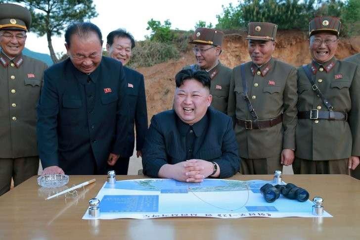 Мария Захарова заявила, что ситуация на Корейском полуострове близка к силовому конфликту