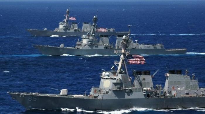 Пентагон в ступоре: секретное оружие России «зашвырнуло корабли США» на сушу