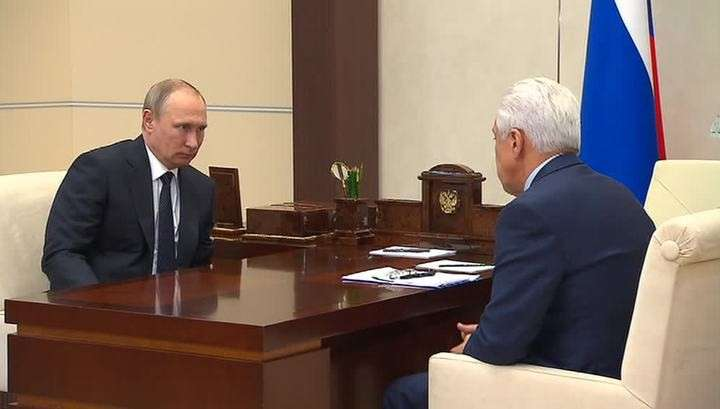 Путин считает организаторов