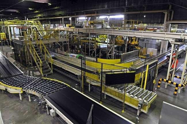 В Тюмени запущено производство энергоэффективных теплоизоляционных материалов
