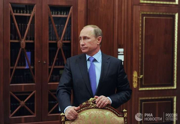 Какрусский президент стал американским богом