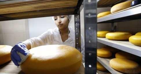 Русские сыровары просят уЗапада еще лет10санкций, CBC News