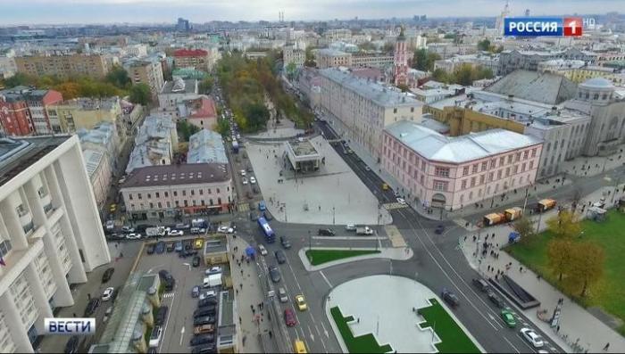 В Москве: 100 исторических зданий попавших под реновацию вместо сноса реконструируют