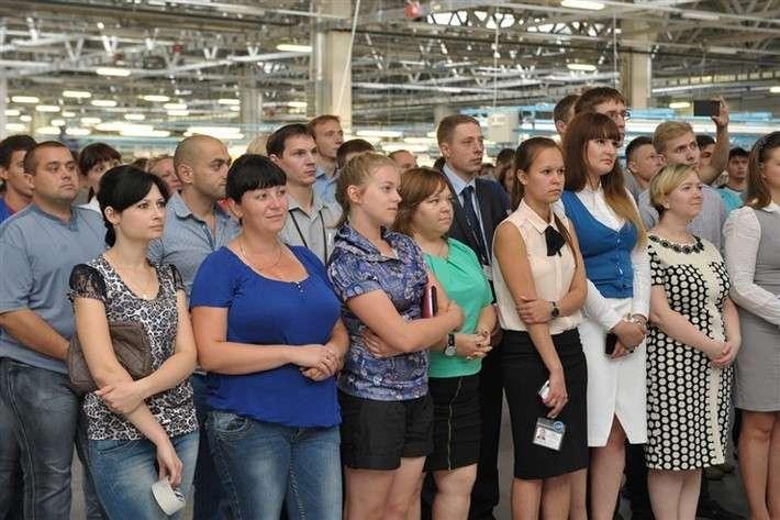 Новый завод открылся в Самарской области