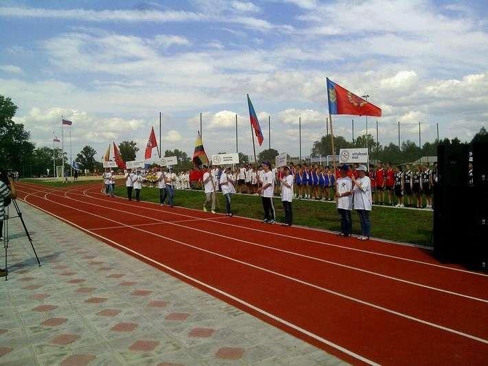 В Ульяновской области открылся спортивный комплекс