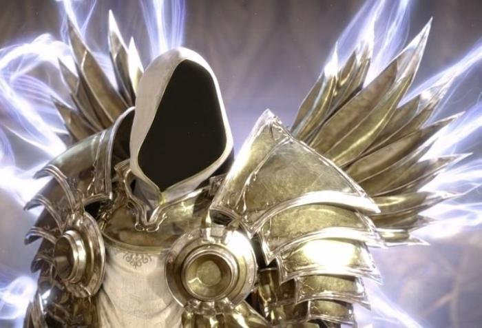 Юмор помогает нам пережить смуту: майдауны спёрли ангела из Diablo III