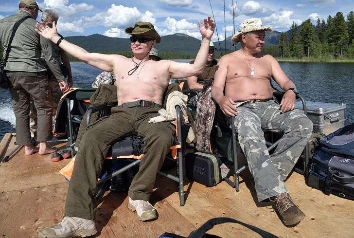 Как Владимир Путин может очень больно ударить мировую элиту по сопатке