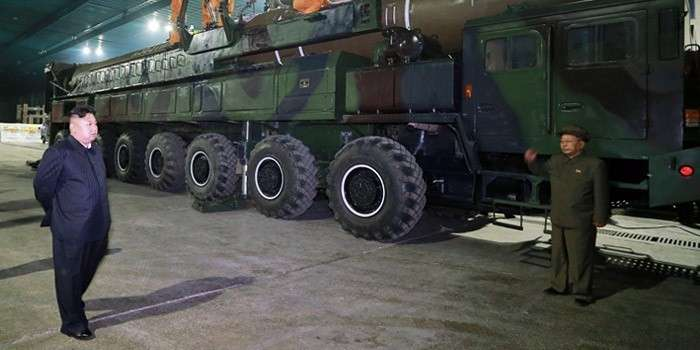 Пранкеры поговорили с гендиром украинского Южмаша о контрабанде двигателей в КНДР