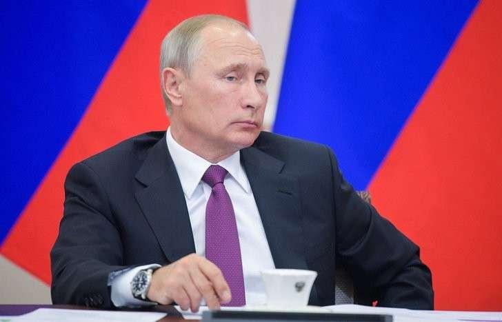 Владимир Путин 18 августа совершит поездку в Севастополь