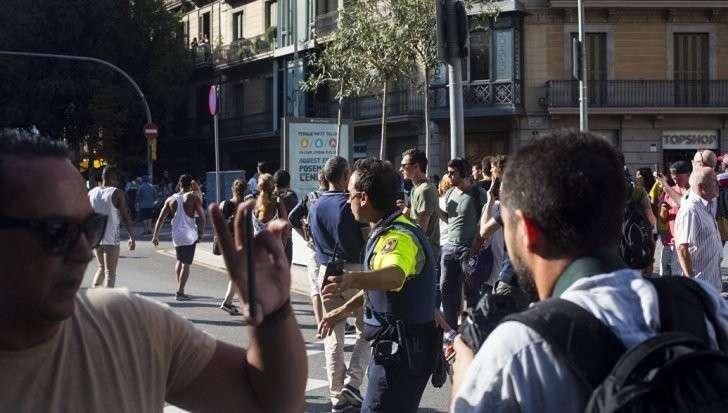 В двух испанских городах произошли теракты
