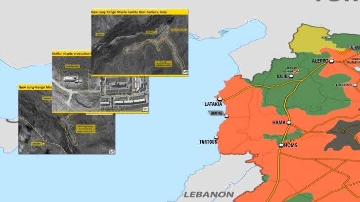 Сирия: Иран строит ракетный завод, Израиль в шоке и готов бомбить