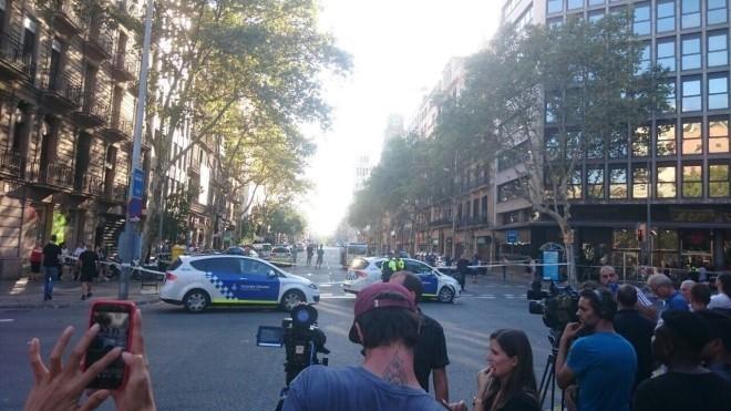 Почему Москва не Барселона. Как Россия и Европа борется с террором