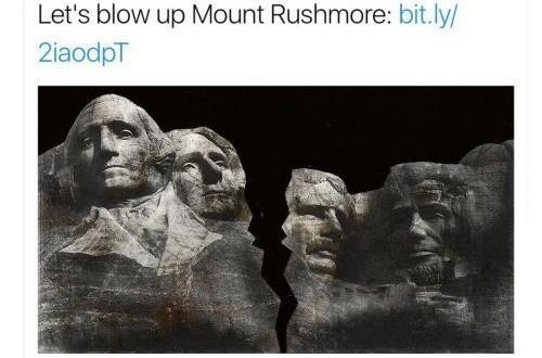 В США предложили разоблачить культ личности Дж.Вашингтона и других «отцов-основателей»