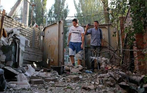 FT: число беженцев с востока Украины растёт, доверие к Киеву тает