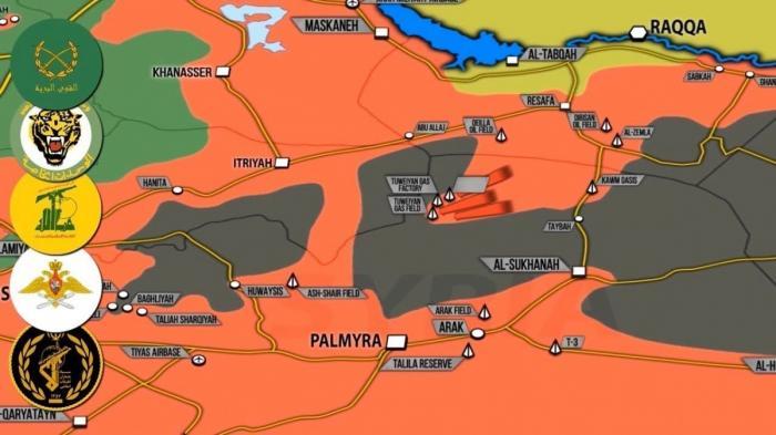 Сирия: Спецназ, иранские силы и ВКС России взяли наёмников США в крупнейший котёл