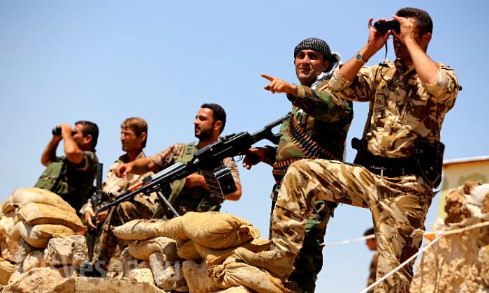 Сирия, Ракка: американские боевики разбегаются, Курды проводят насильственную мобилизацию