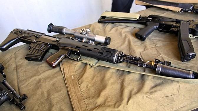 Самое высокотехнологическое оружие снайперов России