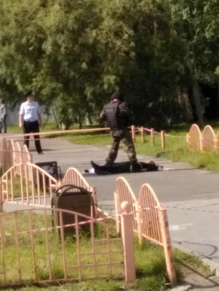 Теракт в Сургуте: есть погибшие, нападение с ножом