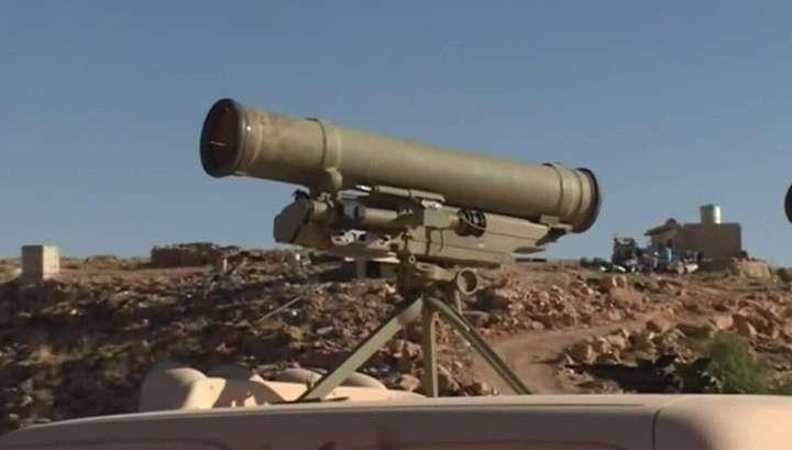 В Ливане у террористов «Джебхат ан-Нусра» обнаружили американские ракеты