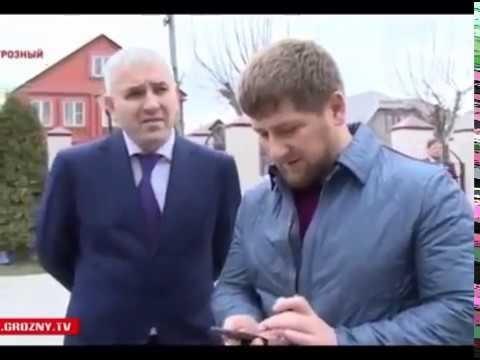 Грозный: как Кадыров разрешил таинственную историю с исчезающей школьной мебелью