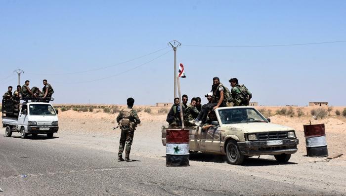 Сирия: правительственная армия и Хезболла отбили у ИГИЛ территории границы Ливана