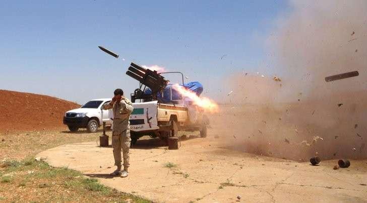 Сирия: как правительственная армия прорывается к оплоту ИГИЛ