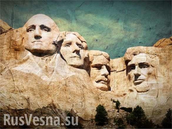 Зачем в США предлагают уничтожить монументы отцам-основателям | Русская весна