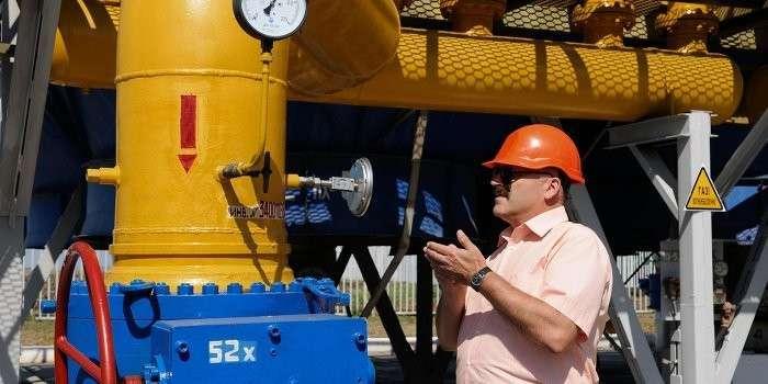Россия берёт под контроль реверс газа из Европы на Украину